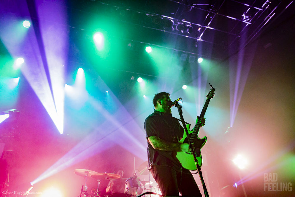 Photos: Thrice and Circa Survive