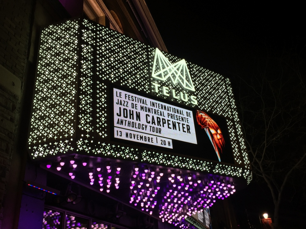 Live Review: John Carpenter brought his classic genre scores to life at MTelus 3