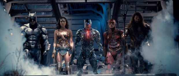Review: Justice League is a scattered mess of a movie