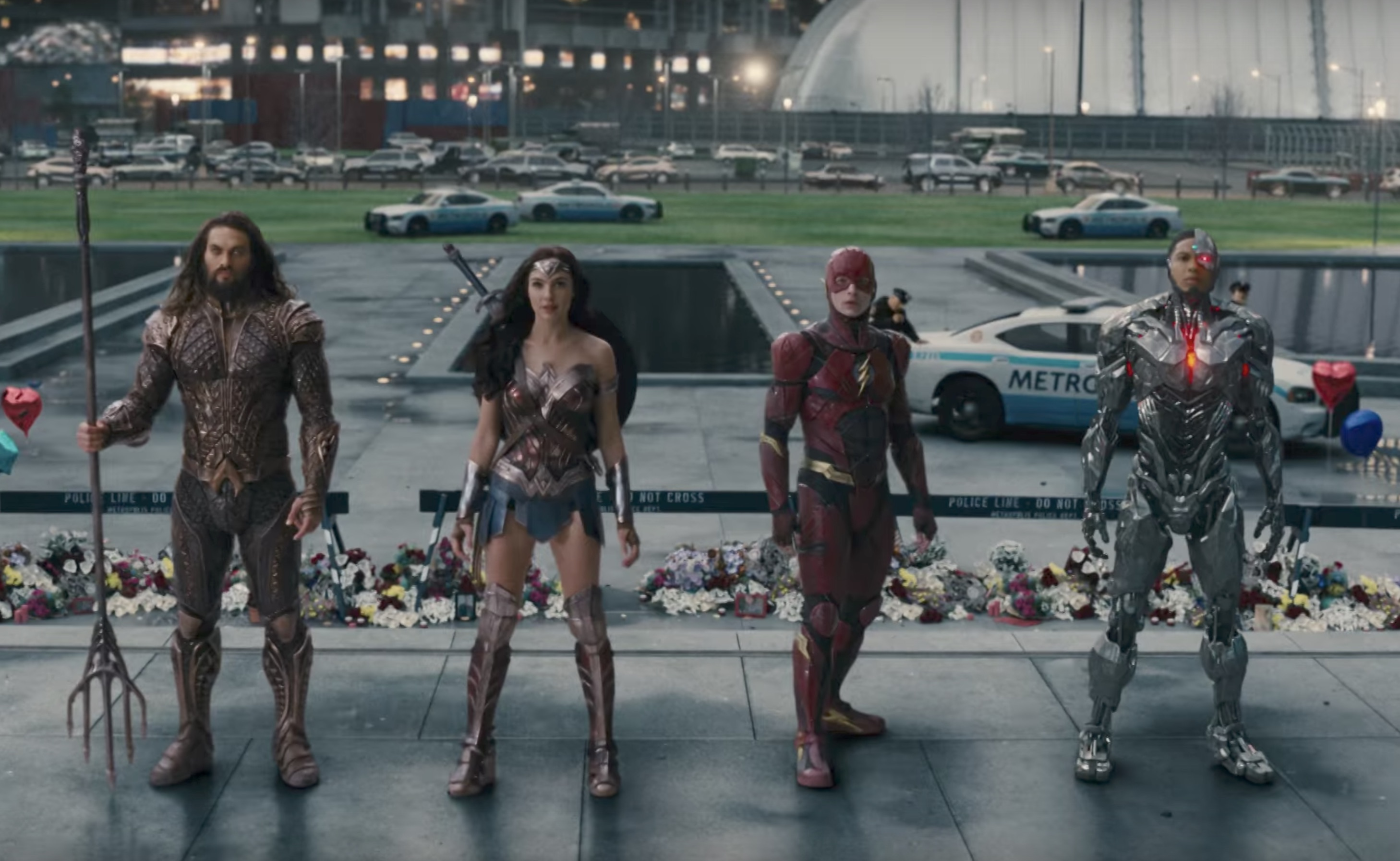 Review: Well, Justice League is a movie