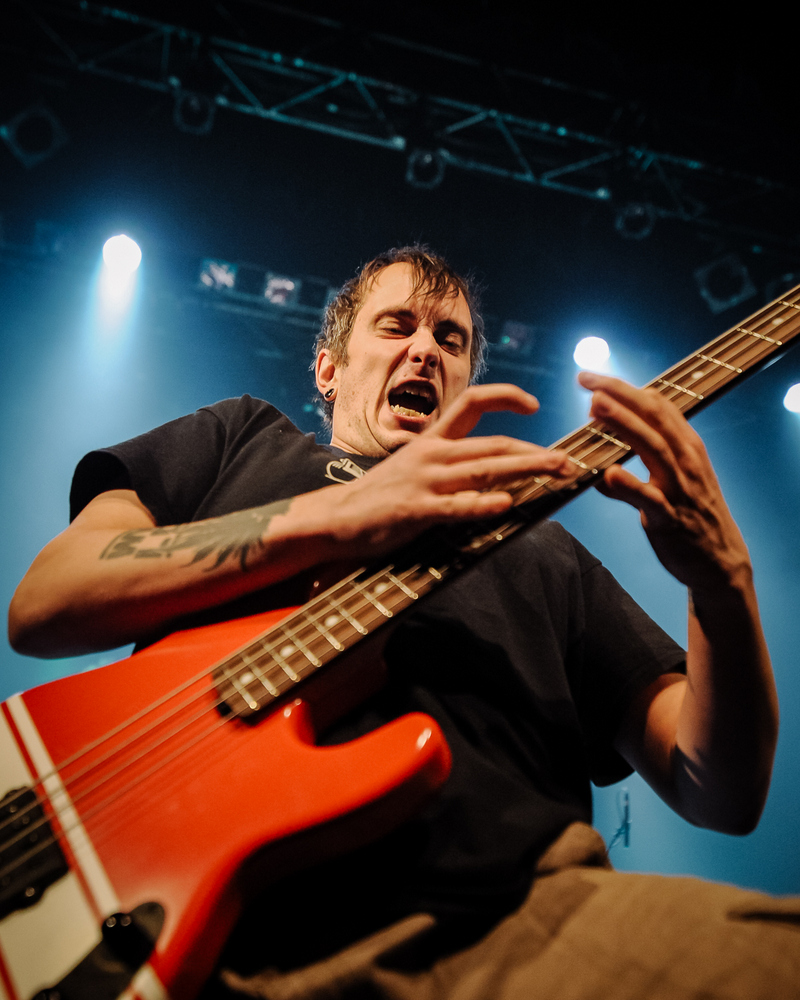 Photos: The Flatliners and A Wilhelm Scream each celebrated 10-year album anniversaries at Club ...