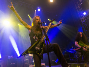 Photos: Children of Bodom celebrated their 20th anniversary at a sold-out Corona Theatre