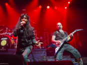Killswitch Engage and Anthrax kicked off their co-headlining tour at MTelus (photos)