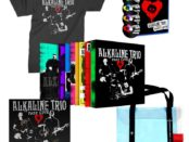 Alkaline Trio prep massive Past Live box set (8 LPs, 4 Blu-ray discs)