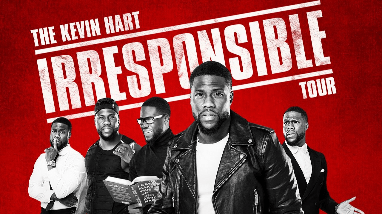 Kevin Hart returns to Just for Laughs for a massive Bell Centre show July 27