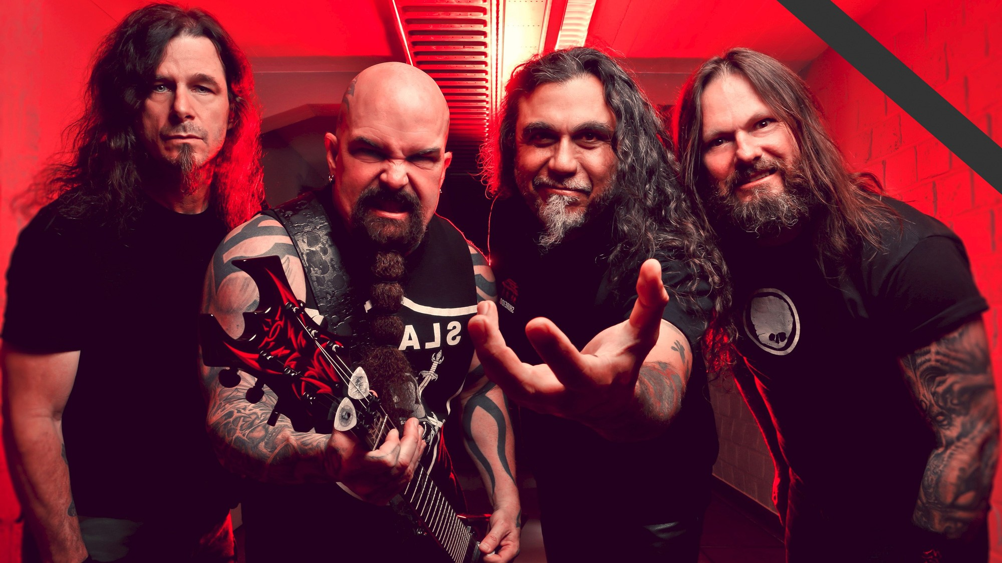 Slayer's final tour to include Lamb of God, Anthrax, Behemoth and Testament