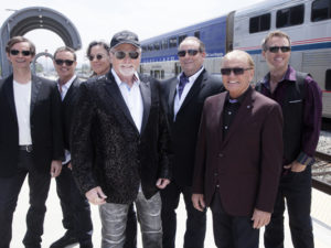 The Beach Boys are playing a free outdoor show in Montreal this summer