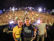 Win tickets for you and three friends to see Above & Beyond at Laval's Place Bell on February 3