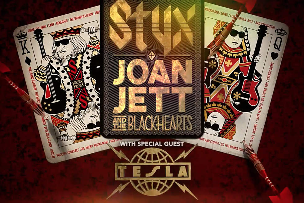 Styx Joan Jett And Tesla Touring Together This Summer Win Tickets To The Laval Show Bad