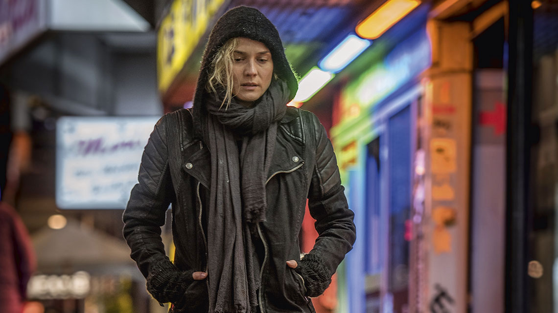 In the Fade review diane kruger golden globes oscars foreign fil faith Akin