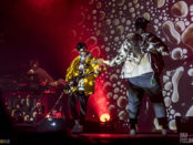 Portugal. The Man returned to Montreal for a sold-out show at MTelus (photos)