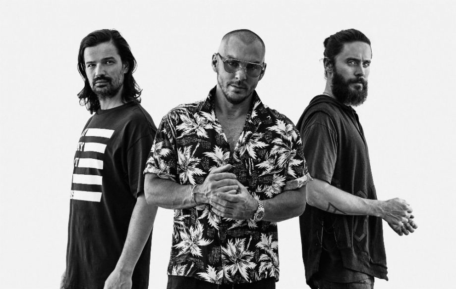 Win tickets to see Thirty Seconds to Mars at Place Bell before they go on-sale