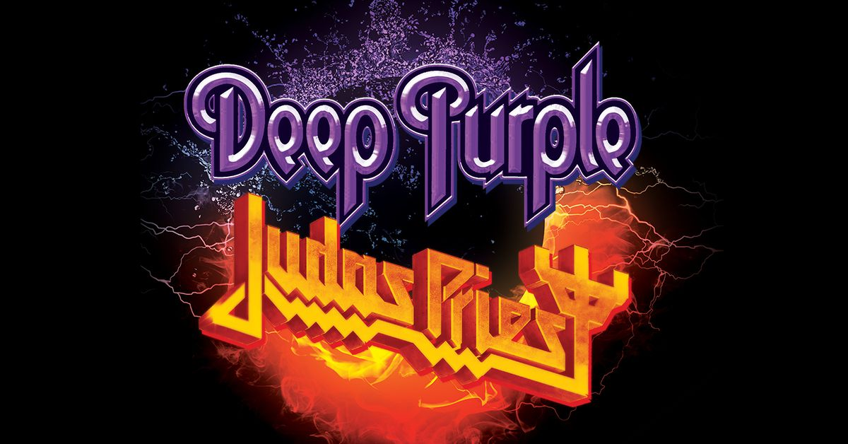 Deep Purple And Judas Priest Announce Co Headlining Tour