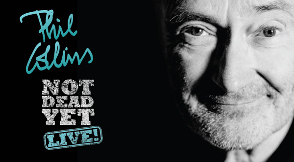 Phil Collins coming to Columbus during 'Not Dead Yet, Live!' tour