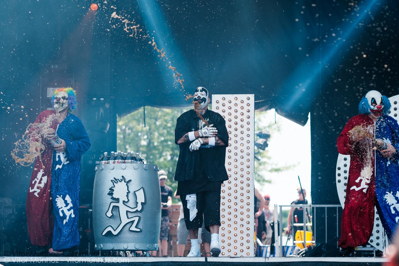 Photo Gallery Insane Clown Posse Live At Amnesia Rockfest June