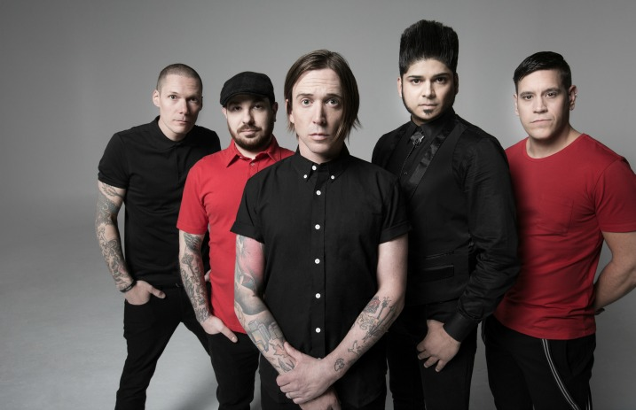 win a pair of tickets to see billy talent with monster. Black Bedroom Furniture Sets. Home Design Ideas