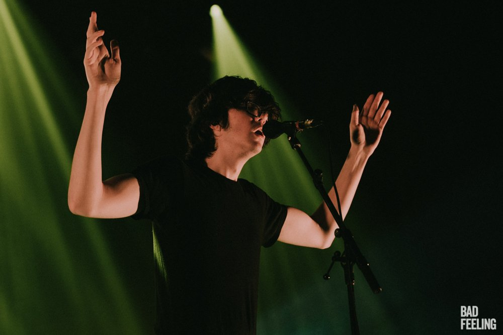 Car Seat Headrest Packed Out Corona Theatre Photos Bad Feeling