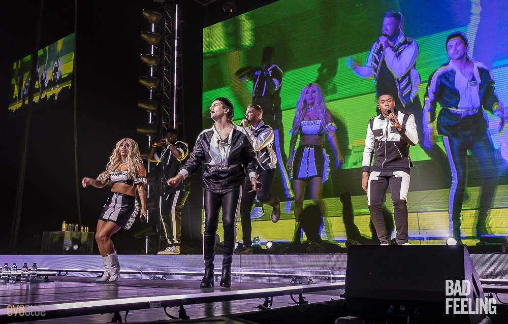 Pentatonix stormed Montreal's Bell Centre with their a