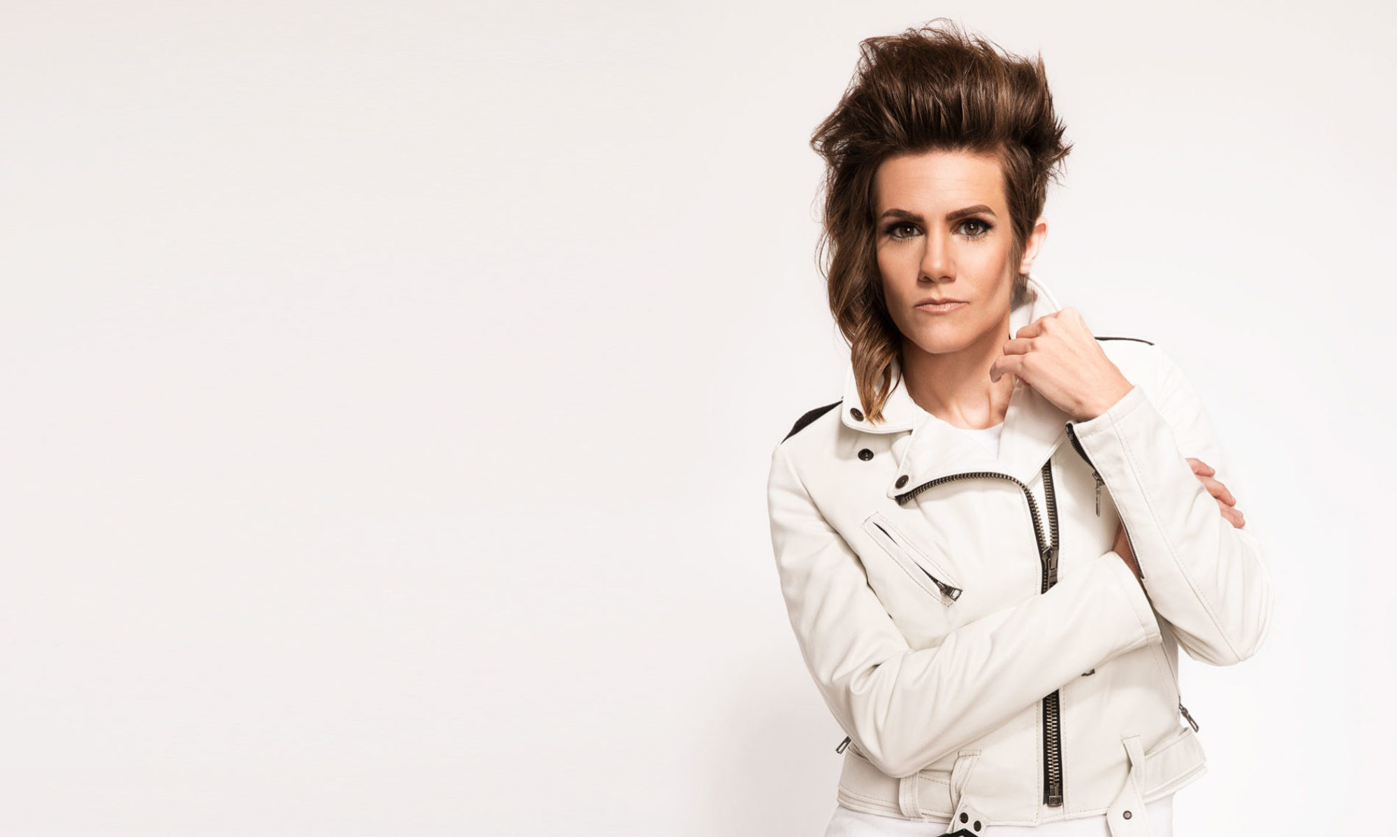 Just For Laughs Cameron Esposito Balanced Heartbreak And