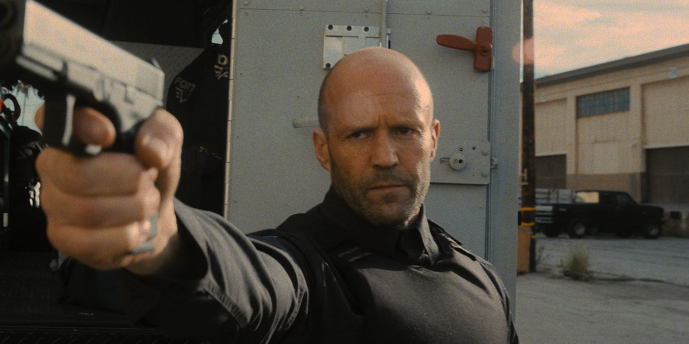 WRATH OF MAN review: Guy Ritchie and Jason Statham reunite for a grim heist  thriller - Bad Feeling Magazine